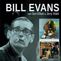 Bill Evans - The Mello Sound Of Don Elliott + Listen To The Music Of Jerry Wald (CD)