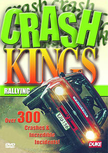 Crash Kings Rallying (DVD)