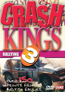 Crash Kings Rallying 3 (DVD)