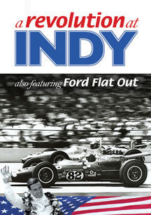 A Revolution At Indy (DVD)