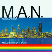 Music At Night (M.a.n.) (CD)