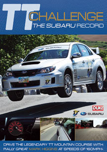 Tt Challenge The Subaru Record (DVD)