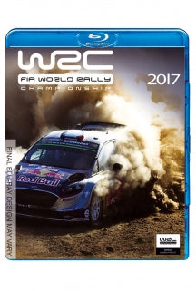 World Rally Championship 2017 Review (BLU-RAY)