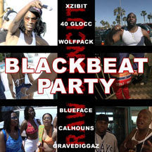 Blackbeat Party (CD)
