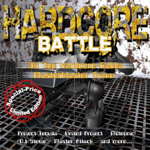 Hardcore Battle (CD)