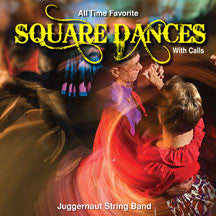 All Time Favorite Square Dances (CD)