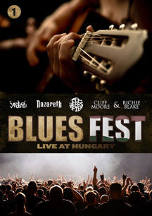 Blues Fest Vol.1 - Nazareth/Yardbirds/Ten Years After (DVD)