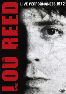 Lou Reed - Live Performances 1972 (DVD)