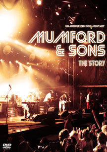 Mumford And Sons - The Story: Unauthorized Documentary (DVD)