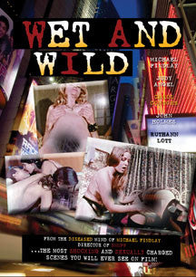 Wet And Wild (XXX RATED DVD)