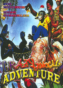 Crazy Jungle Adventure (DVD)