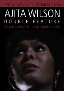 Ajita Wilson Double Feature: Black Afrodite/Catherine Cherie (DVD)
