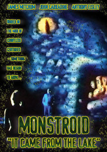 Monstroid: It Came From The Lake (DVD)