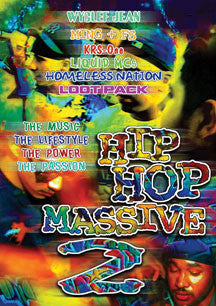 Hip Hop Massive 2 (DVD)