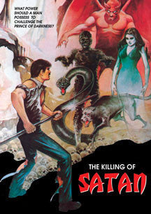 The Killing Of Satan (DVD)