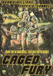 Caged Fury (DVD)