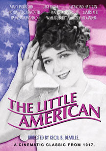 The Little American (DVD)