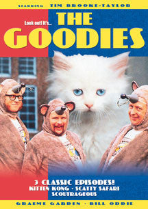Goodies, The (DVD)