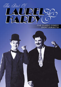 Laurel & Hardy - Best Of (DVD)