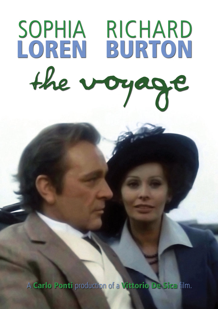 The Voyage (DVD)