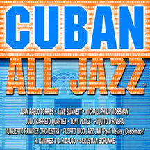 Cuban All Jazz (CD)