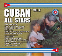 Cuban All Stars Vol. 2 (CD)