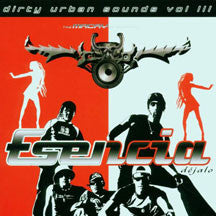 Dirty Urban Sounds Vol. 3: Esencia Dejalo (CD)