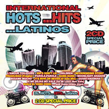International...Hots...Hits...Latinos (CD/DVD)