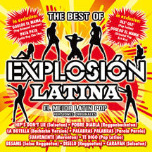 The Best Of Explosion Latina (CD)