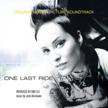 One Last Ride (CD)