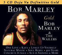 Bob Marley - Gold (CD)