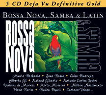 Bossa Nova, Samba & Latin (CD)