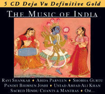 Music Of India (CD)