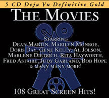 Movies, The: 108 Great Screen Hits (CD)