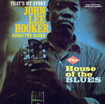 John Lee Hooker - That´s My Story + House Of The Blues (CD)
