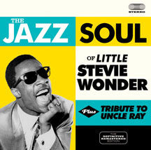 Stevie (little) Wonder - The Jazz Soul Of Little Stevie + Tribute To Uncle Ray + 5 Bonus Tracks (CD)