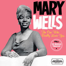 Mary Wells - The One Who Really Loves You + 10 Bonus Tracks (CD)