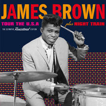 James Brown - Tour The Usa + Night Train + 5 Bonus Tracks (CD)