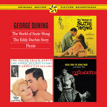 George Duning - The World Of Suzzie Wong + The Eddy Duchin Story + Picnic (CD)
