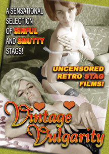 Vintage Vulgarity (XXX RATED DVD)
