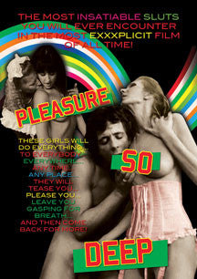 Pleasure So Deep (XXX RATED DVD)