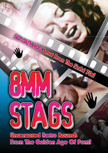 8MM Stags (XXX RATED DVD)