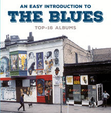 An Easy Introduction To the Blues (Top 16 Albums On 8CD Set) (CD)