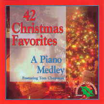 Tom Chepokas - 42 Christmas Favorites (CD)