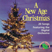 Digital Orchestra - A New Age Christmas (CD)