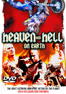 Heaven And Hell On Earth (DVD)