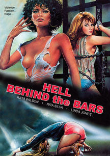 Hell Behind The Bars (DVD)
