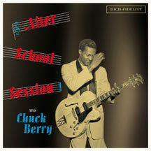 Chuck Berry - After School Session With Chuck Berry + 4 Bonus Tracks (VINYL ALBUM)