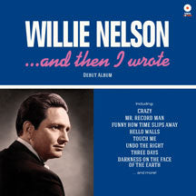 Willie Nelson - ...and Then I Wrote (VINYL ALBUM)