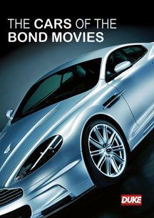 The Cars Of The Bond Movies (DVD)